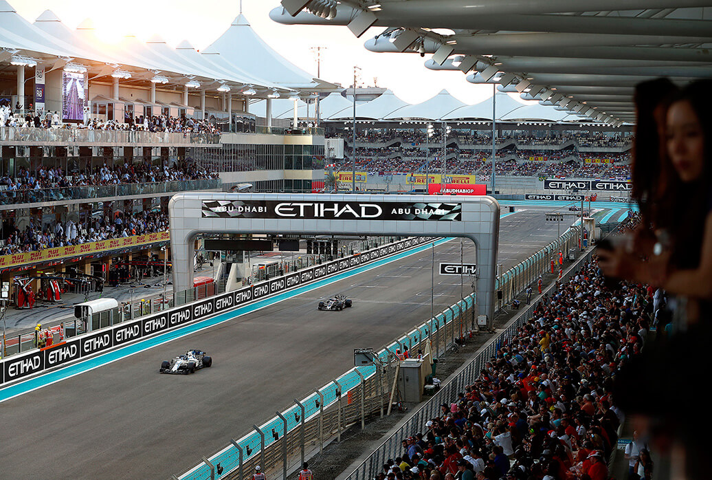 Seven Media PR agency in Dubai and Abu Dhabi gears up for th4e Abu Dhabi Grand Prix 2019