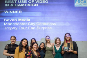 Seven Media wins big at inaugural PRCA digital awards